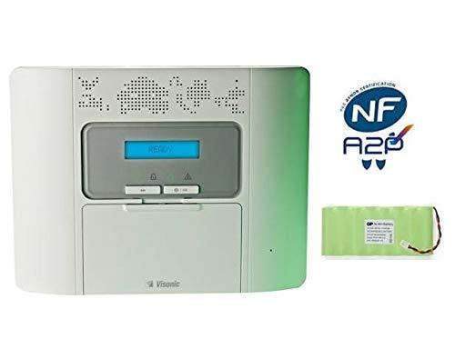 avis alarme nfa2p professionnel Centrale d'alarme Powermaster 30NFA2P