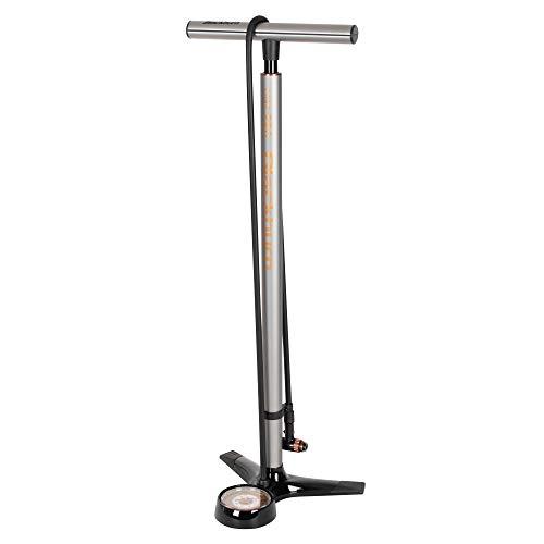 Blackburn Core Bike Floor Pump (Gray, Core Pro)