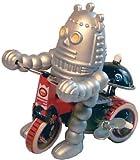 CAPRILO Juguete Decorativo de Hojalata Triciclo-Robot (Baby). Juguetes de...