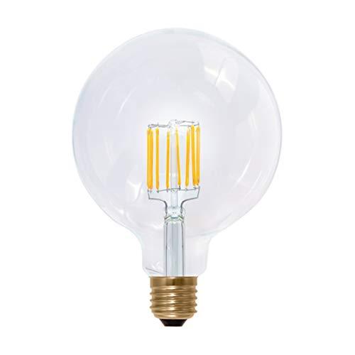 Segula LED Lampe, 8 W, klar