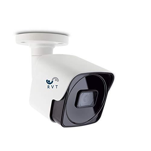 Cámara Universal 5 MP 4 en 1 AHD Bullet óptica Fija 3,6 mm AHD, analógica, HDTVI, HDCVI 5 MPX