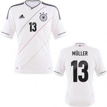 DFB Müller Trikot Home 2012, 176