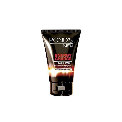 Ponds Ponds Männer Energieladung Face Wash, 100g - (Verpackung können variieren)