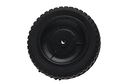 Craftsman D23138 9-Inch Air Compressor Replacement (2 Pack) Wheel # D23138-2PK