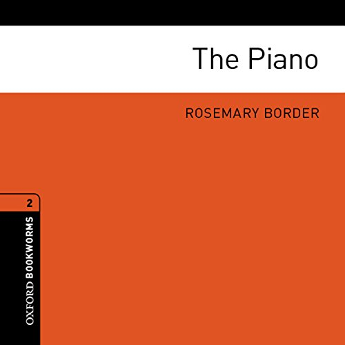 The Piano audiobook cover art