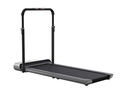 Walking Pad Unisex– Erwachsene R1 Laufband, schwarz-grau, XL