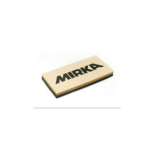 Mirka 8392201011 Handblock 2 Seiten Weich/Hart, 125 x 60 x 12 mm