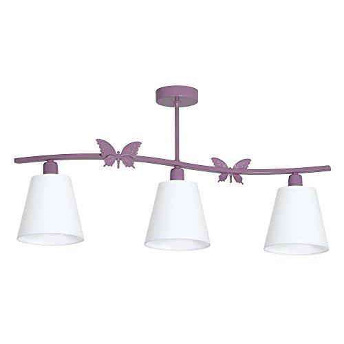 MINI SPOT III Lavanda Lampada per bambini Bambini luce Lampadari Lampada a sospensione