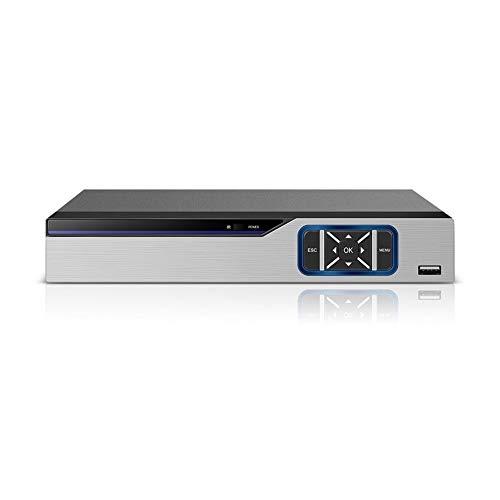 4CH 1080 p Full alta definición híbrido AHD/ONVIF IP/analógico/TVI/CVI/DVR CCTV Digital Video Recorder DVR P2P remoto teléfono monitoreo