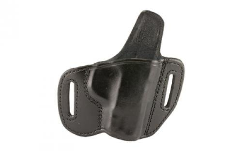 Don Hume H721 Open Top Conceal Carry Holster, SW MP Shield, Right Hand, Black, J335835R