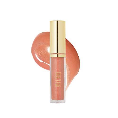 Milani Keep It Full Nourishing Lip Plumper - Rosy Bronze (0.13 Fl. Oz.) Cruelty-Free Lip Gloss for Soft, Fuller-Looking Lips