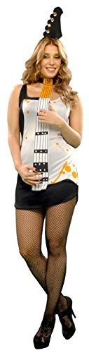 Boys Toys - Disfraz guitarra eléctrica talla m-l