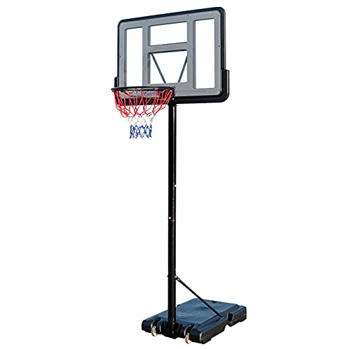 Soporte de Baloncesto portátil Soporte de Baloncesto portátil de los niños, Soporte móvil de aro de Baloncesto, Soporte para el Baloncesto Juvenil Interior