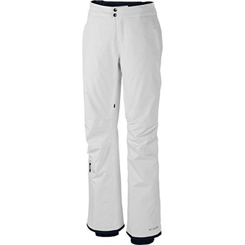 Columbia Veloca Vixen P Pantalones, Mujer, Blanco (White 100), M