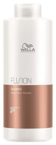 Wella Fusion Repair Shampoo, confezione da 1, 1000ml, (etichetta in lingua italiana non garantita)