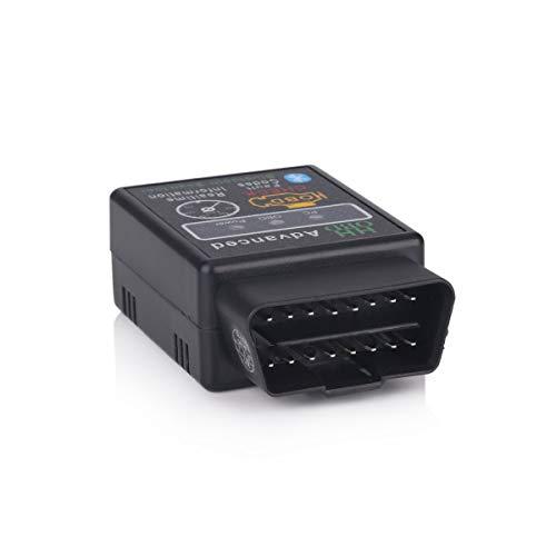 erisin ES360 V1.5 Bluetooth Torque Adapter OBD2 Scanner Car Diagnosegeräte Module Radio