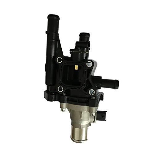 Pour Chevrolet GM 12-18 Sonic-Engine Coolant Thermostat Housing Device 25192228 Black