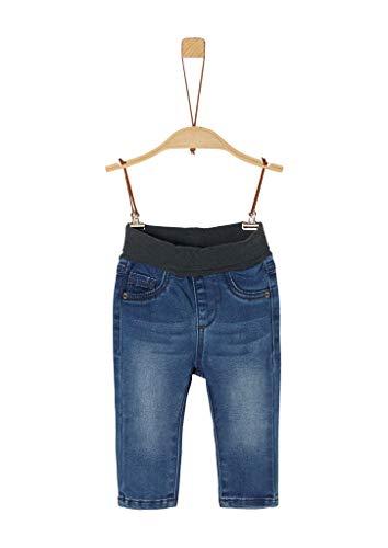 s.Oliver Junior Baby-Jungen 405.10.009.26.180.2043922 Jeans, Blue, 86-REG