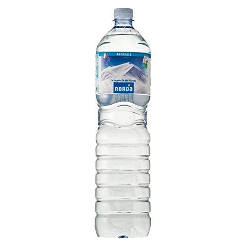 ACQUA NORDA NATURALE 1.500 lt. a perdere - Pacchi da 6 bottiglie