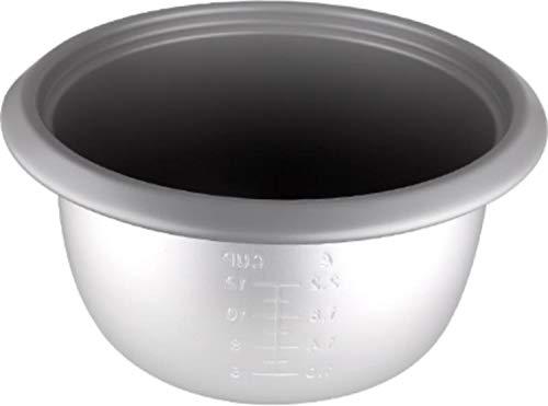 MyTNN Reiskocher Ersatztopf in verschiedenen Größen Antihaftbeschichtung (1.8 Liter für 6-8 Personen)