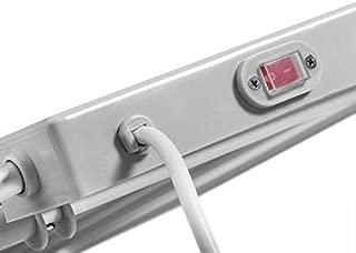 InnovaGoods Tendedero Eléctrico Plegable, Aluminio y ABS,