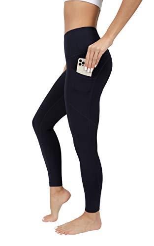 90 Degree by Reflex Power Flex pantalones de yoga para mujer -  Azul -  Medium