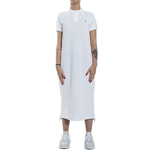 Ralph Lauren - Vestito - Giacca - Donna Bianco S