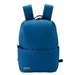 31JROmxbDhL. SS300  - Eono Essentials - Mochila Ultraligera Resistente al Agua, Ideal para Viajes y Actividades al Aire Libre, para Hombre, Mujer y niño (10 L) (Naranja)