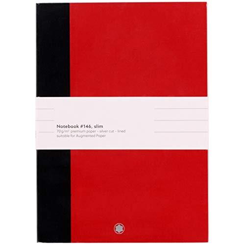 Con la introducción de esta línea de productos, Montblanc amplía su competencia en el ámbito de la escritura y la alegría de escribir con un toque moderno. Es sinónimo de una filosofía moderna de digitalización y está disponible en una cubierta suave...
