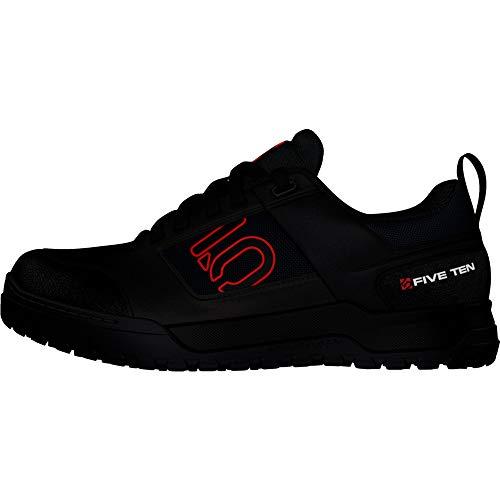 Five Ten Impact Pro 2019 Zapatillas para Hombre, Negro, Gris y Rojo, Core BlackCarbonRed, UK 6.5 | 40