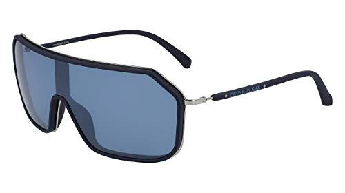 CALVIN KLEIN JEANS EYEWEAR CKJ19307S gafas de sol, azul, 6508 Unisex Adulto