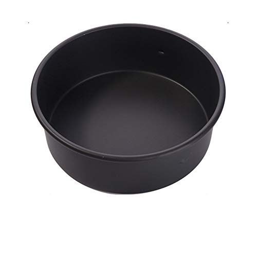 Haushalt Mini Round Bottom Käsekuchenform Backwerkzeug (Size : 4inches)