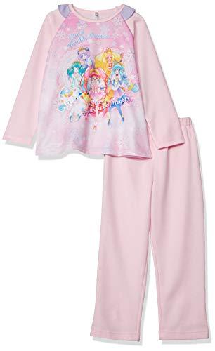 [バンダイ] パジャマ スター☆トゥインクルプリキュア クリスマス玩具付きパジャマ 521 ガールズ 48928 ピンク 日本 120 (日本サイズ120 相当)