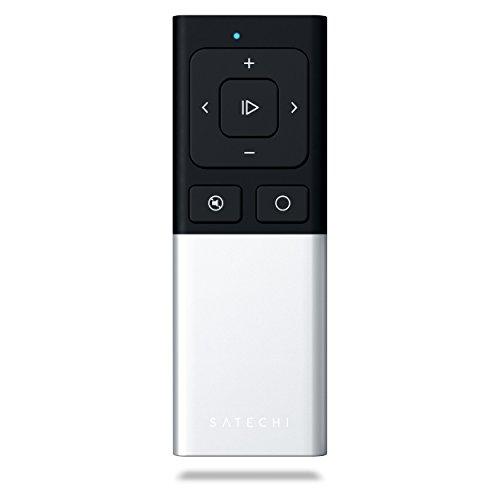 Satechi Aluminium Wireless Remote Control Bluetooth, Präsentationsgerät, PC/Mac, Notebook-Maus