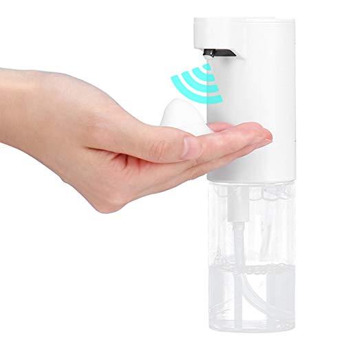 Galapara Dispensador de jabón automático, 100 ml Espuma Dispensador Sensor de jabón Espuma sin Contacto Dispensador de Manos Dispensadores para baño, Cocina y baño