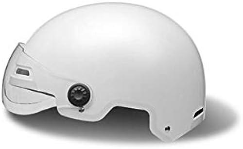 fürradhelm mit Abnehmbarer magnetischer Schutzbrille Visier für fürradhelme, Mountainbikes und Rennr r Einstellbare fürradhelme für Erwachsene, M er und Frauen