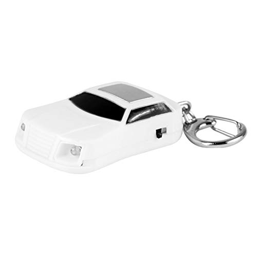Localizador de llaves, alarma antipérdida de control de sonido, LED portátil para carteras Bolsas Mascotas Maletas