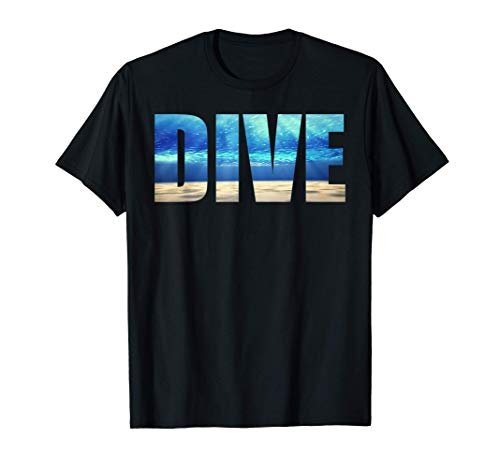 Dive Tauchen Taucher Tauch scuba diving Schnorchel Geschenk T-Shirt