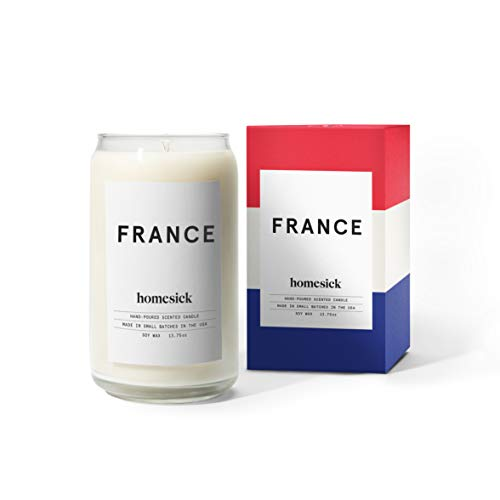 Homesick Scented Candle, France