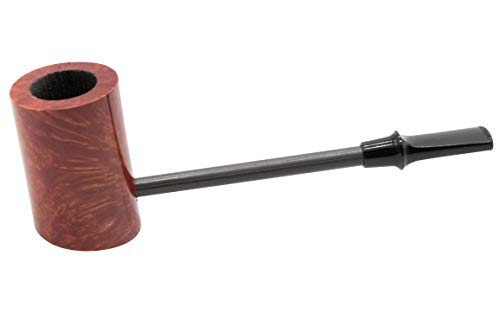 Eltang Basic Red Smooth Tobacco Pipe