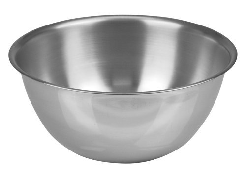 Fox Run Mixing Bowl 8 Qt. Stainless Steel Round