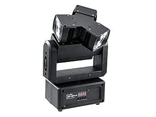 scheda eurolite 50944306 effetto luce light per dj a led dmx eurolite beam effect mfx-6