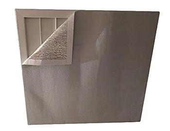 Whole House Attic Ceiling Fan Shutter Seal Cover Fits 36  X 48  Attic Fan Shutters Insulation