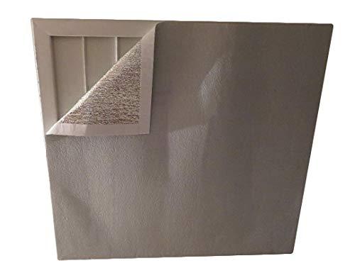 Whole House Attic Ceiling Fan Shutter Seal Cover, Fits 48' X 48' Attic Fan Shutters Insulation