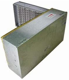 TPI Packaged Duct Heater 8PD45-1630-3-45000W 208V x Free Shipping New List price 16H PH 3 30W