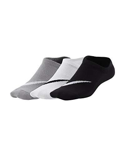 Nike Lightweight Footie KIDS Socks Socken 3er Pack (multi, m)