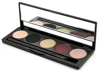 Jolie Micro Fine Mineral 5 Shade Eyeshadow Compact W/Brush - Sugar & Spice (623)