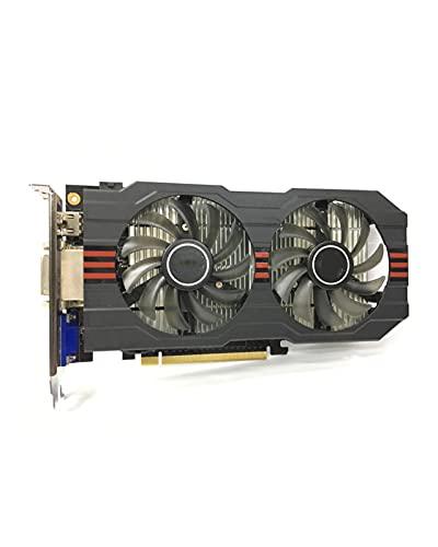 GUOQING Sistema de refrigeración sin Ventilador Apto Fit For ASUS Original GTX 750 Ti 2GB 128Bit GDDR5 Tarjetas de Video Fit For nVIDIA Geforce GTX 750Ti