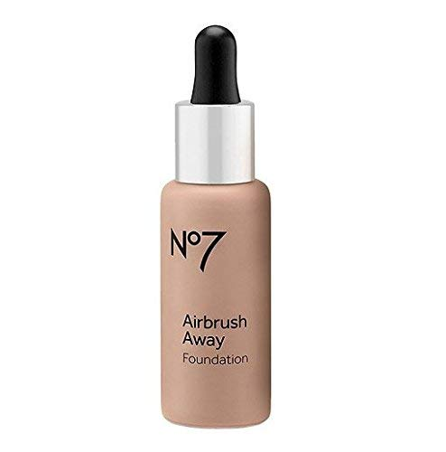 Boots No7 Airbrush Away Foundation (Cool Beige)
