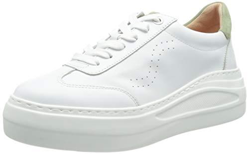 Unisa Damen FARIZA_NF_KS Sneaker, White/Holm, 38 EU